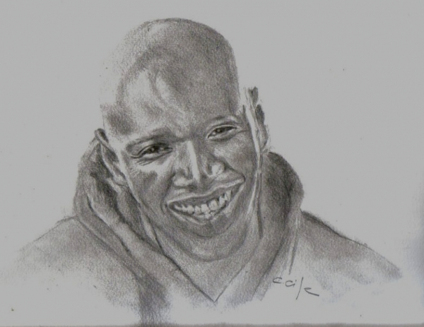 Omar Sy by C-cile